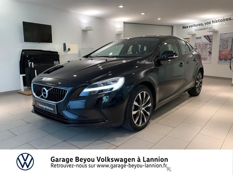 Volvo V40 D2 AdBlue 120ch Edition Diesel NOIR Occasion à vendre