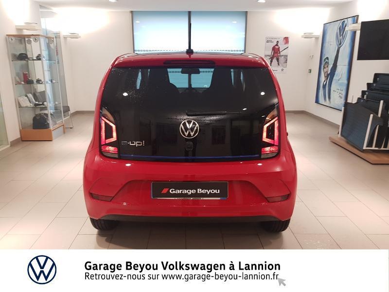Photo 6 de l'offre de VOLKSWAGEN e-up! Electrique 83ch à 16990€ chez Garage Beyou - Volkswagen Lannion