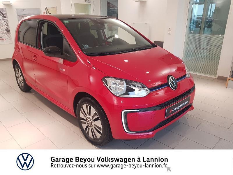 Photo 4 de l'offre de VOLKSWAGEN e-up! Electrique 83ch à 16990€ chez Garage Beyou - Volkswagen Lannion