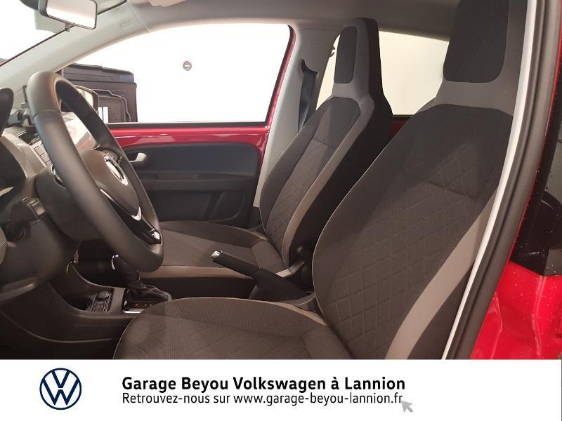 Photo 11 de l'offre de VOLKSWAGEN e-up! Electrique 83ch à 16990€ chez Garage Beyou - Volkswagen Lannion