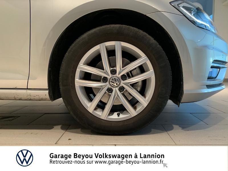 Photo 16 de l'offre de VOLKSWAGEN Golf 1.5 TSI EVO 150ch BlueMotion Technology Carat DSG7 5p à 22490€ chez Garage Beyou - Volkswagen Lannion