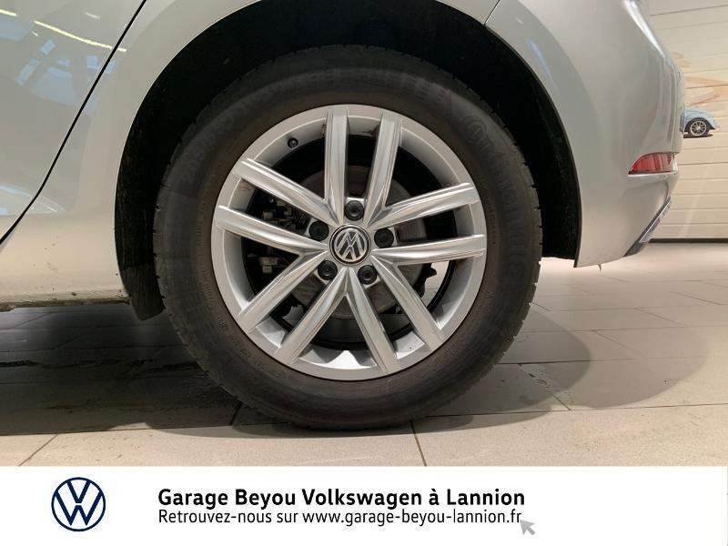 Photo 14 de l'offre de VOLKSWAGEN Golf 1.5 TSI EVO 150ch BlueMotion Technology Carat DSG7 5p à 22490€ chez Garage Beyou - Volkswagen Lannion