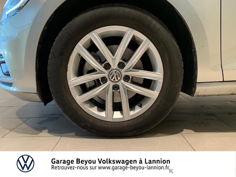 Photo 13 de l'offre de VOLKSWAGEN Golf 1.5 TSI EVO 150ch BlueMotion Technology Carat DSG7 5p à 22490€ chez Garage Beyou - Volkswagen Lannion