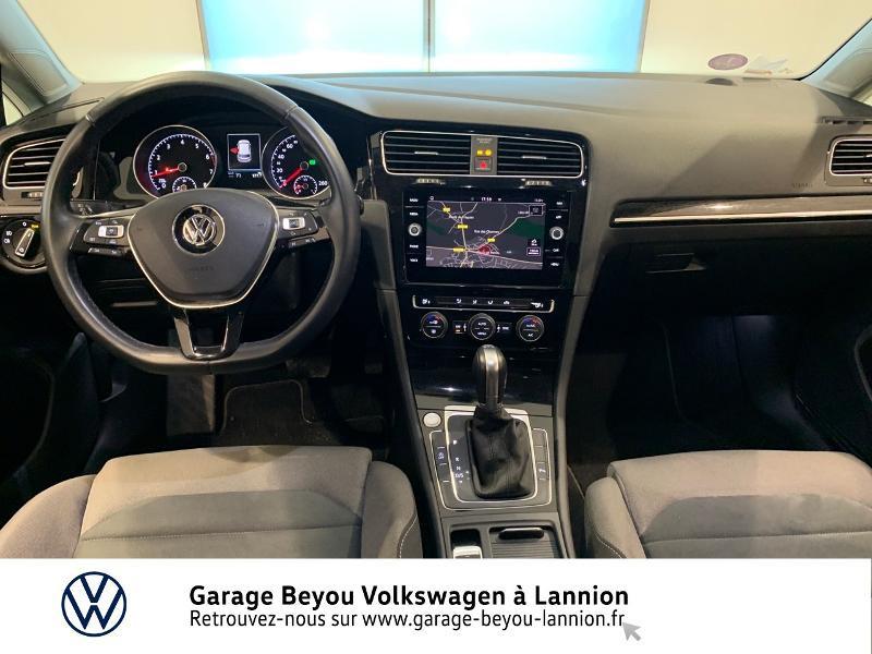 Photo 6 de l'offre de VOLKSWAGEN Golf 1.5 TSI EVO 150ch BlueMotion Technology Carat DSG7 5p à 22490€ chez Garage Beyou - Volkswagen Lannion