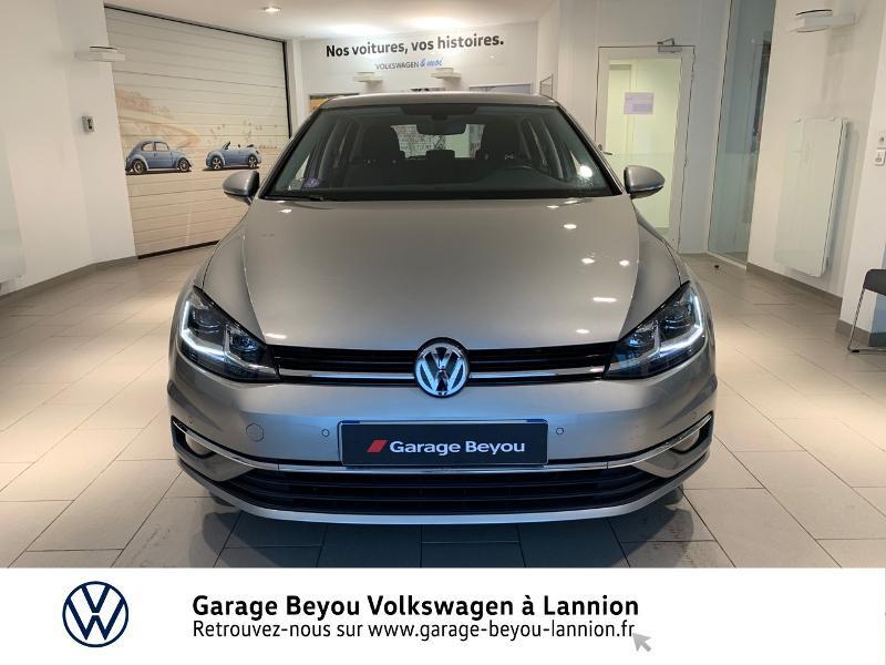 Photo 5 de l'offre de VOLKSWAGEN Golf 1.5 TSI EVO 150ch BlueMotion Technology Carat DSG7 5p à 22490€ chez Garage Beyou - Volkswagen Lannion