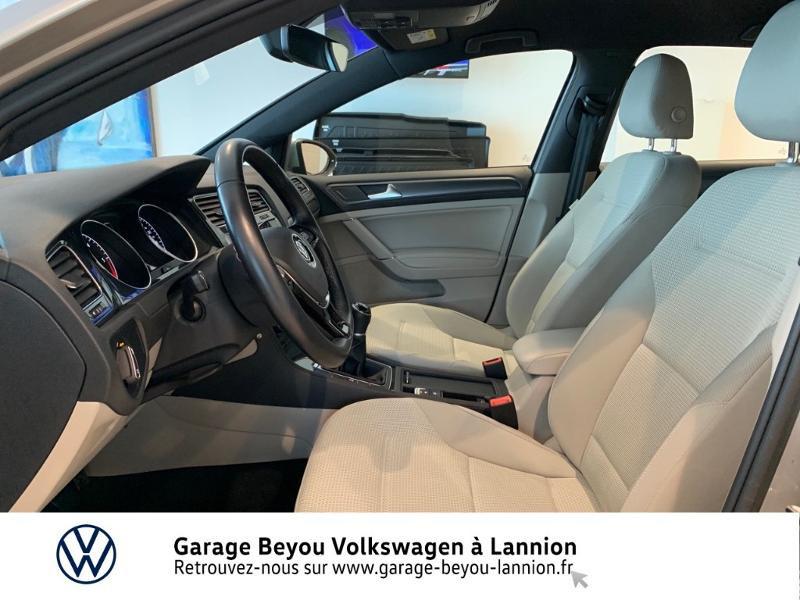 Photo 7 de l'offre de VOLKSWAGEN Golf 1.6 TDI 115ch BlueMotion Technology FAP Confortline Business 5p à 15990€ chez Garage Beyou - Volkswagen Lannion
