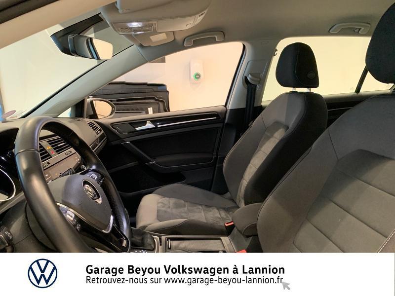 Photo 7 de l'offre de VOLKSWAGEN Golf 1.5 TSI EVO 150ch BlueMotion Technology Carat DSG7 5p à 22490€ chez Garage Beyou - Volkswagen Lannion
