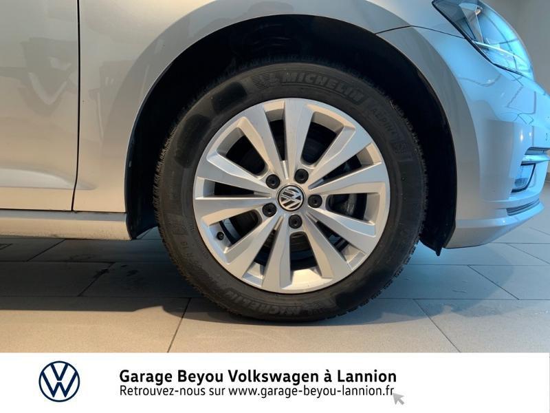 Photo 16 de l'offre de VOLKSWAGEN Golf 1.6 TDI 115ch BlueMotion Technology FAP Confortline Business 5p à 15990€ chez Garage Beyou - Volkswagen Lannion