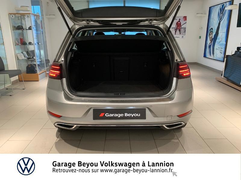 Photo 12 de l'offre de VOLKSWAGEN Golf 1.5 TSI EVO 150ch BlueMotion Technology Carat DSG7 5p à 22490€ chez Garage Beyou - Volkswagen Lannion