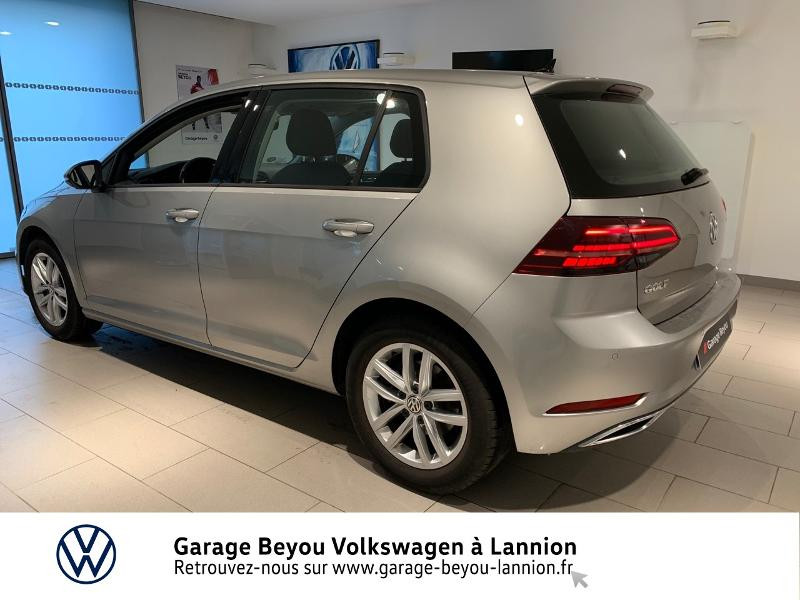 Photo 2 de l'offre de VOLKSWAGEN Golf 1.5 TSI EVO 150ch BlueMotion Technology Carat DSG7 5p à 22490€ chez Garage Beyou - Volkswagen Lannion
