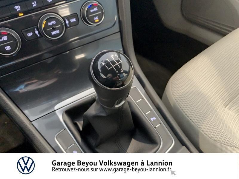 Photo 10 de l'offre de VOLKSWAGEN Golf 1.6 TDI 115ch BlueMotion Technology FAP Confortline Business 5p à 15990€ chez Garage Beyou - Volkswagen Lannion