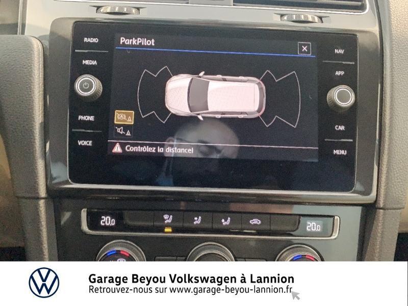 Photo 19 de l'offre de VOLKSWAGEN Golf 1.6 TDI 115ch BlueMotion Technology FAP Confortline Business 5p à 15990€ chez Garage Beyou - Volkswagen Lannion