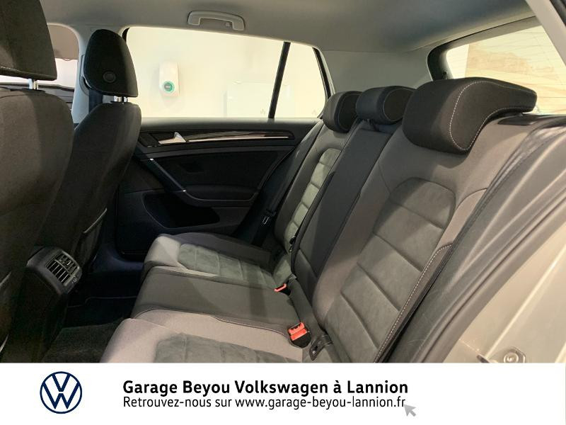 Photo 11 de l'offre de VOLKSWAGEN Golf 1.5 TSI EVO 150ch BlueMotion Technology Carat DSG7 5p à 22490€ chez Garage Beyou - Volkswagen Lannion