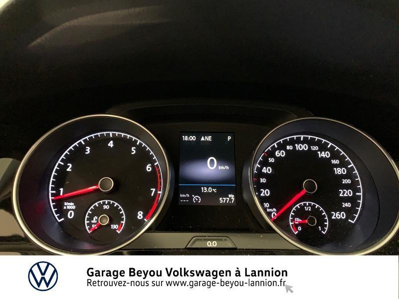 Photo 9 de l'offre de VOLKSWAGEN Golf 1.5 TSI EVO 150ch BlueMotion Technology Carat DSG7 5p à 22490€ chez Garage Beyou - Volkswagen Lannion