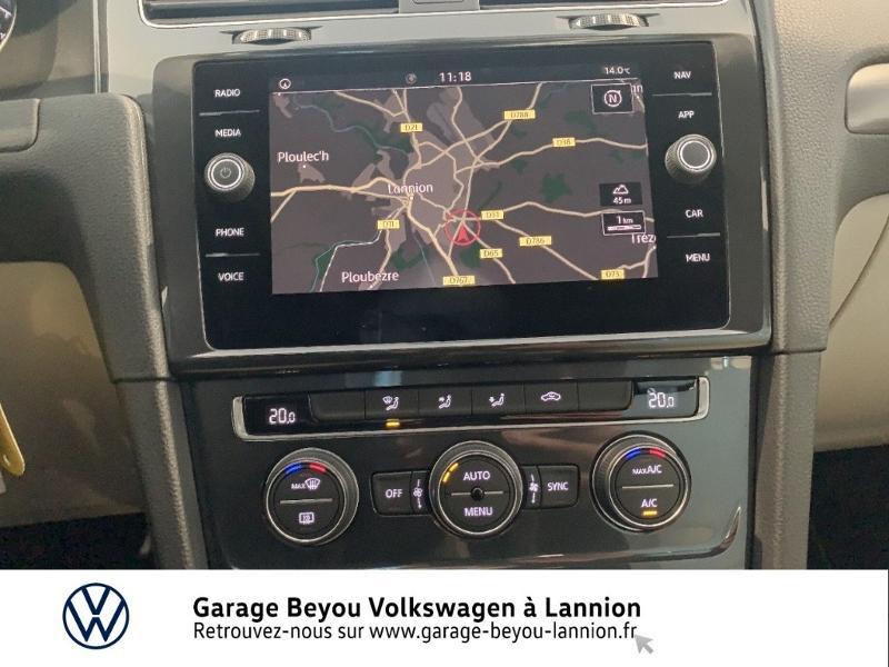 Photo 8 de l'offre de VOLKSWAGEN Golf 1.6 TDI 115ch BlueMotion Technology FAP Confortline Business 5p à 15990€ chez Garage Beyou - Volkswagen Lannion