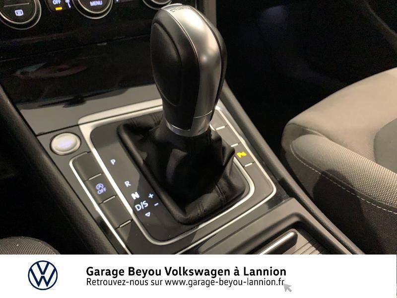 Photo 10 de l'offre de VOLKSWAGEN Golf 1.5 TSI EVO 150ch BlueMotion Technology Carat DSG7 5p à 22490€ chez Garage Beyou - Volkswagen Lannion