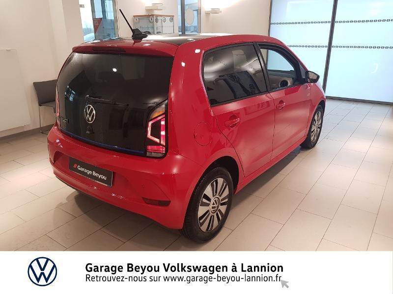 Photo 3 de l'offre de VOLKSWAGEN e-up! Electrique 83ch à 16990€ chez Garage Beyou - Volkswagen Lannion