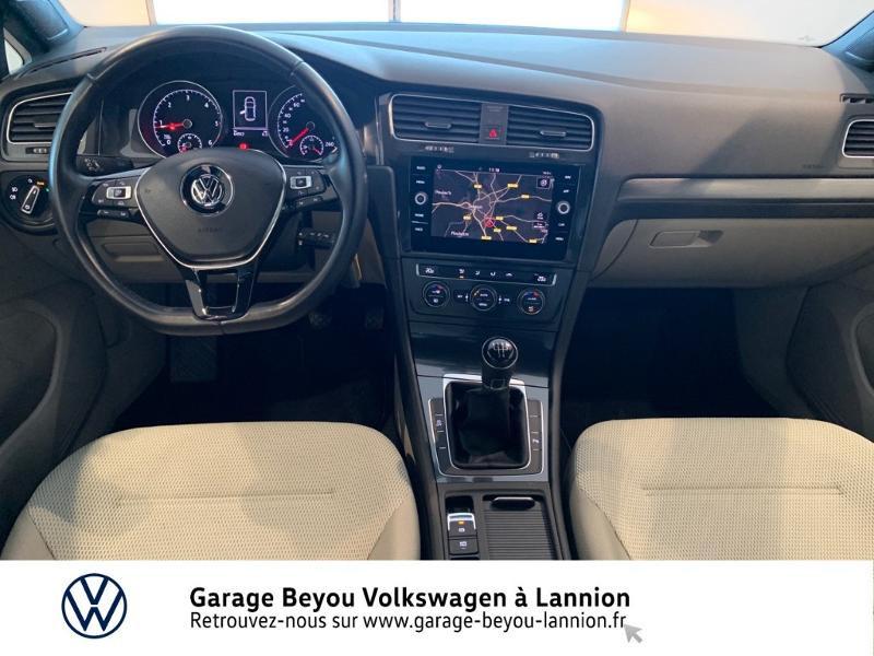 Photo 6 de l'offre de VOLKSWAGEN Golf 1.6 TDI 115ch BlueMotion Technology FAP Confortline Business 5p à 15990€ chez Garage Beyou - Volkswagen Lannion
