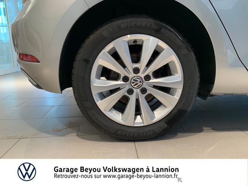 Photo 15 de l'offre de VOLKSWAGEN Golf 1.6 TDI 115ch BlueMotion Technology FAP Confortline Business 5p à 15990€ chez Garage Beyou - Volkswagen Lannion