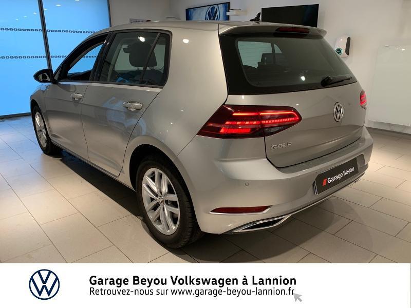 Photo 3 de l'offre de VOLKSWAGEN Golf 1.5 TSI EVO 150ch BlueMotion Technology Carat DSG7 5p à 22490€ chez Garage Beyou - Volkswagen Lannion