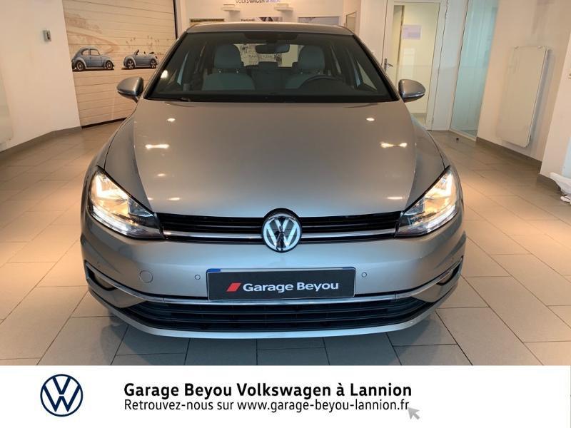 Photo 5 de l'offre de VOLKSWAGEN Golf 1.6 TDI 115ch BlueMotion Technology FAP Confortline Business 5p à 15990€ chez Garage Beyou - Volkswagen Lannion