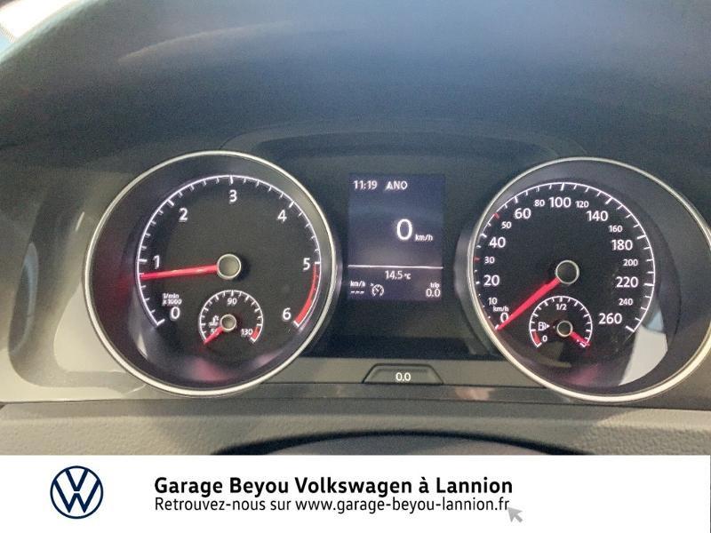 Photo 9 de l'offre de VOLKSWAGEN Golf 1.6 TDI 115ch BlueMotion Technology FAP Confortline Business 5p à 15990€ chez Garage Beyou - Volkswagen Lannion