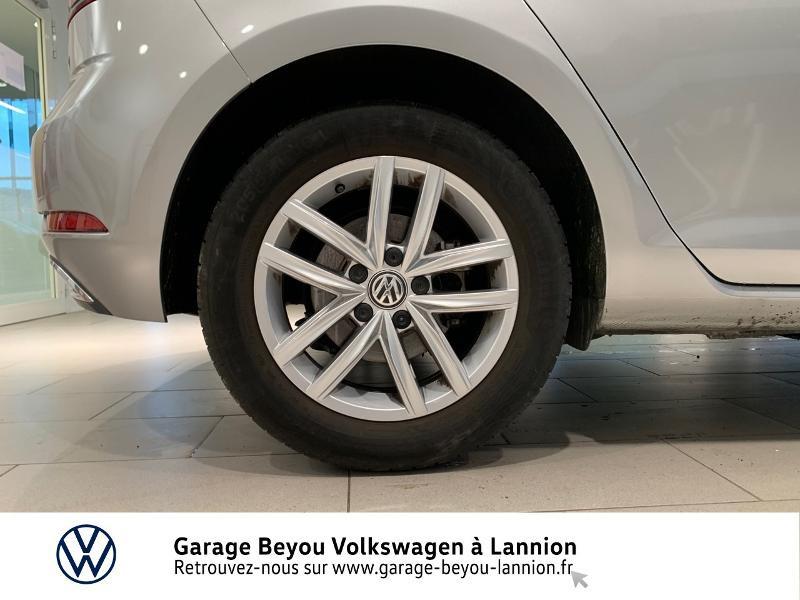 Photo 15 de l'offre de VOLKSWAGEN Golf 1.5 TSI EVO 150ch BlueMotion Technology Carat DSG7 5p à 22490€ chez Garage Beyou - Volkswagen Lannion