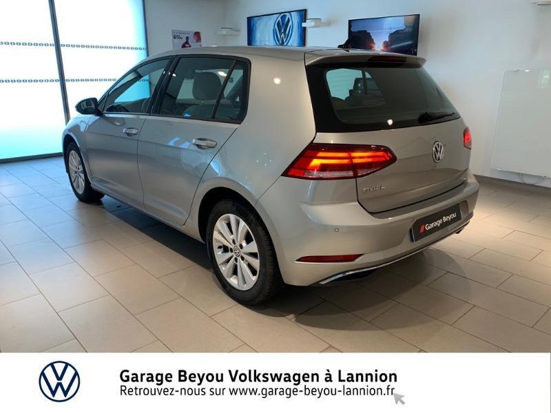 Photo 3 de l'offre de VOLKSWAGEN Golf 1.6 TDI 115ch BlueMotion Technology FAP Confortline Business 5p à 15990€ chez Garage Beyou - Volkswagen Lannion
