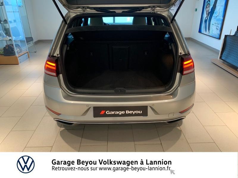 Photo 12 de l'offre de VOLKSWAGEN Golf 1.6 TDI 115ch BlueMotion Technology FAP Confortline Business 5p à 15990€ chez Garage Beyou - Volkswagen Lannion