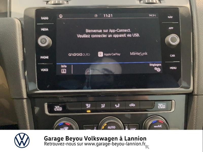 Photo 18 de l'offre de VOLKSWAGEN Golf 1.6 TDI 115ch BlueMotion Technology FAP Confortline Business 5p à 15990€ chez Garage Beyou - Volkswagen Lannion