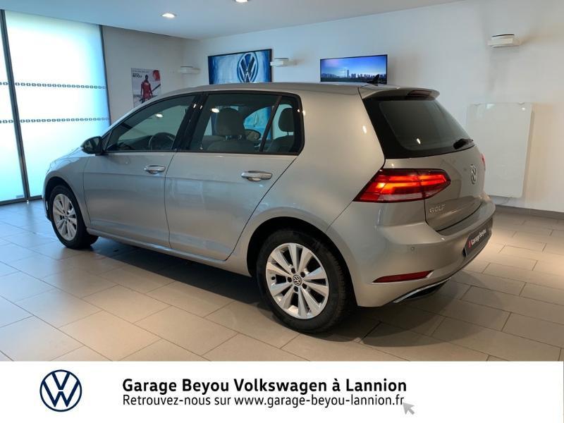 Photo 2 de l'offre de VOLKSWAGEN Golf 1.6 TDI 115ch BlueMotion Technology FAP Confortline Business 5p à 15990€ chez Garage Beyou - Volkswagen Lannion