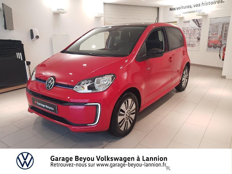 Photo 1 de l'offre de VOLKSWAGEN e-up! Electrique 83ch à 16990€ chez Garage Beyou - Volkswagen Lannion