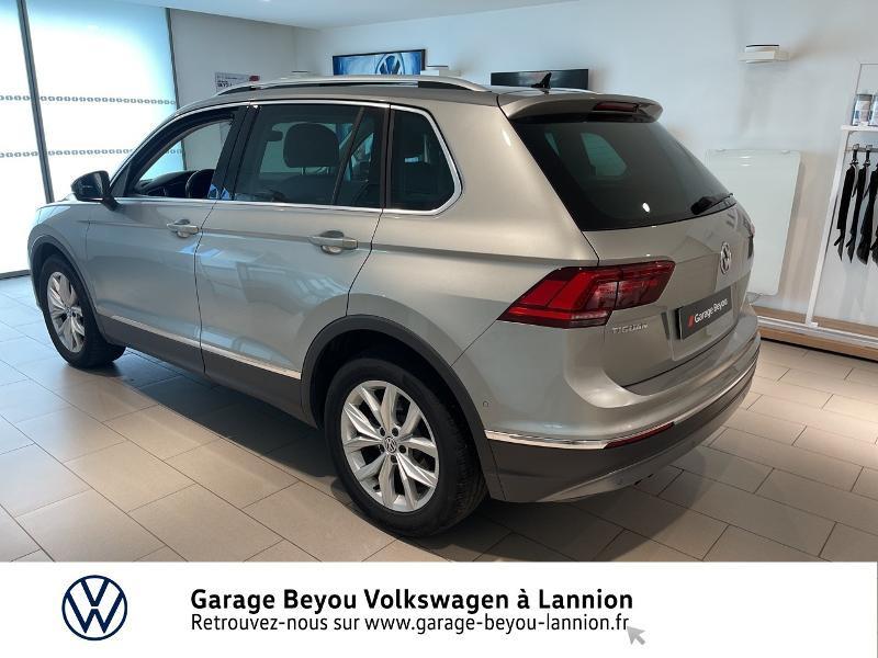 Photo 7 de l'offre de VOLKSWAGEN Tiguan 2.0 TDI 150ch Carat DSG7 à 28790€ chez Garage Beyou - Volkswagen Lannion