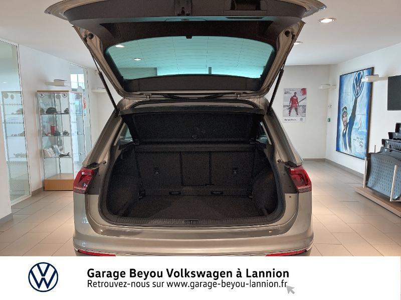 Photo 8 de l'offre de VOLKSWAGEN Tiguan 2.0 TDI 150ch Carat DSG7 à 28790€ chez Garage Beyou - Volkswagen Lannion