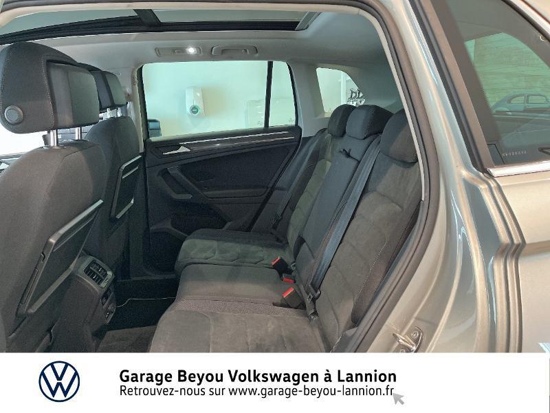 Photo 9 de l'offre de VOLKSWAGEN Tiguan 2.0 TDI 150ch Carat DSG7 à 28790€ chez Garage Beyou - Volkswagen Lannion