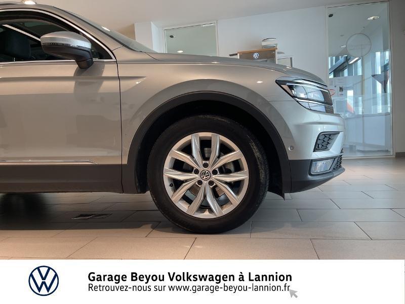Photo 17 de l'offre de VOLKSWAGEN Tiguan 2.0 TDI 150ch Carat DSG7 à 28790€ chez Garage Beyou - Volkswagen Lannion