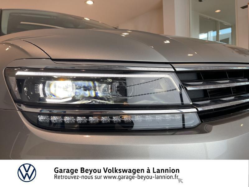 Photo 18 de l'offre de VOLKSWAGEN Tiguan 2.0 TDI 150ch Carat DSG7 à 28790€ chez Garage Beyou - Volkswagen Lannion