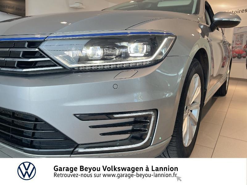 Photo 13 de l'offre de VOLKSWAGEN Passat SW 1.4 TSI 218ch GTE DSG6 à 26990€ chez Garage Beyou - Volkswagen Lannion