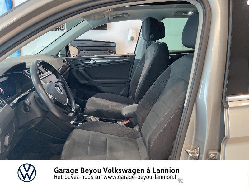 Photo 10 de l'offre de VOLKSWAGEN Tiguan 2.0 TDI 150ch Carat DSG7 à 28790€ chez Garage Beyou - Volkswagen Lannion