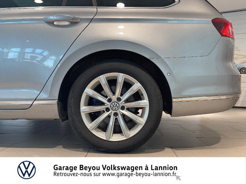 Photo 17 de l'offre de VOLKSWAGEN Passat SW 1.4 TSI 218ch GTE DSG6 à 26990€ chez Garage Beyou - Volkswagen Lannion