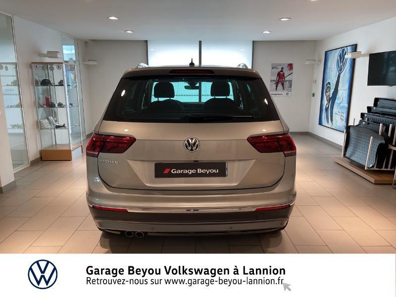 Photo 6 de l'offre de VOLKSWAGEN Tiguan 2.0 TDI 150ch Carat DSG7 à 28790€ chez Garage Beyou - Volkswagen Lannion