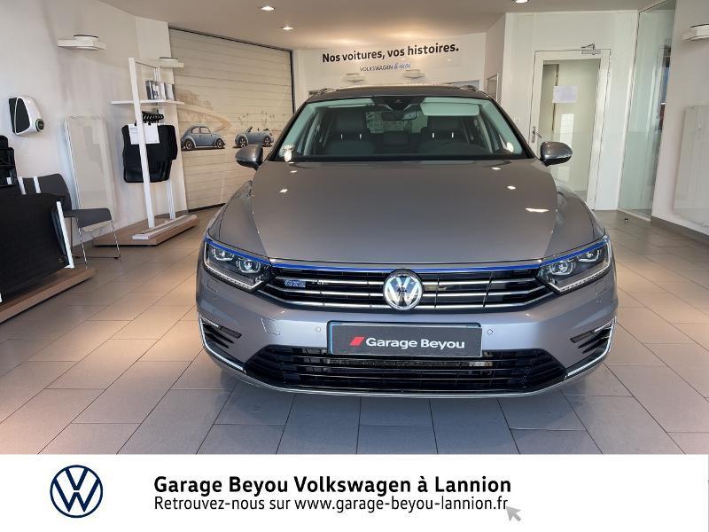 Photo 3 de l'offre de VOLKSWAGEN Passat SW 1.4 TSI 218ch GTE DSG6 à 26990€ chez Garage Beyou - Volkswagen Lannion