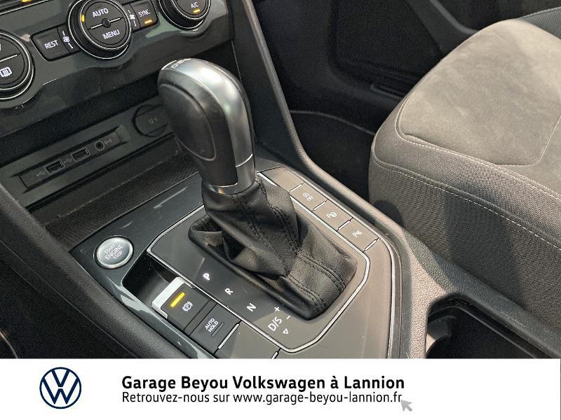 Photo 14 de l'offre de VOLKSWAGEN Tiguan 2.0 TDI 150ch Carat DSG7 à 28790€ chez Garage Beyou - Volkswagen Lannion
