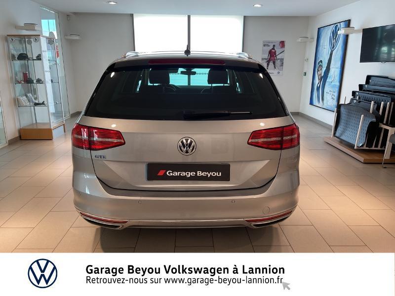 Photo 6 de l'offre de VOLKSWAGEN Passat SW 1.4 TSI 218ch GTE DSG6 à 26990€ chez Garage Beyou - Volkswagen Lannion