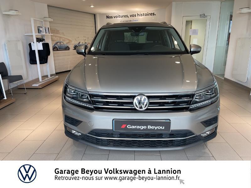 Photo 3 de l'offre de VOLKSWAGEN Tiguan 2.0 TDI 150ch Carat DSG7 à 28790€ chez Garage Beyou - Volkswagen Lannion