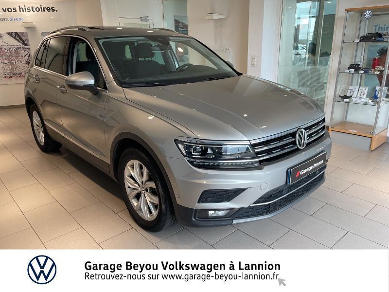 Photo 4 de l'offre de VOLKSWAGEN Tiguan 2.0 TDI 150ch Carat DSG7 à 28790€ chez Garage Beyou - Volkswagen Lannion