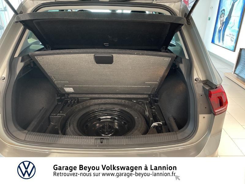 Photo 20 de l'offre de VOLKSWAGEN Tiguan 2.0 TDI 150ch Carat DSG7 à 28790€ chez Garage Beyou - Volkswagen Lannion