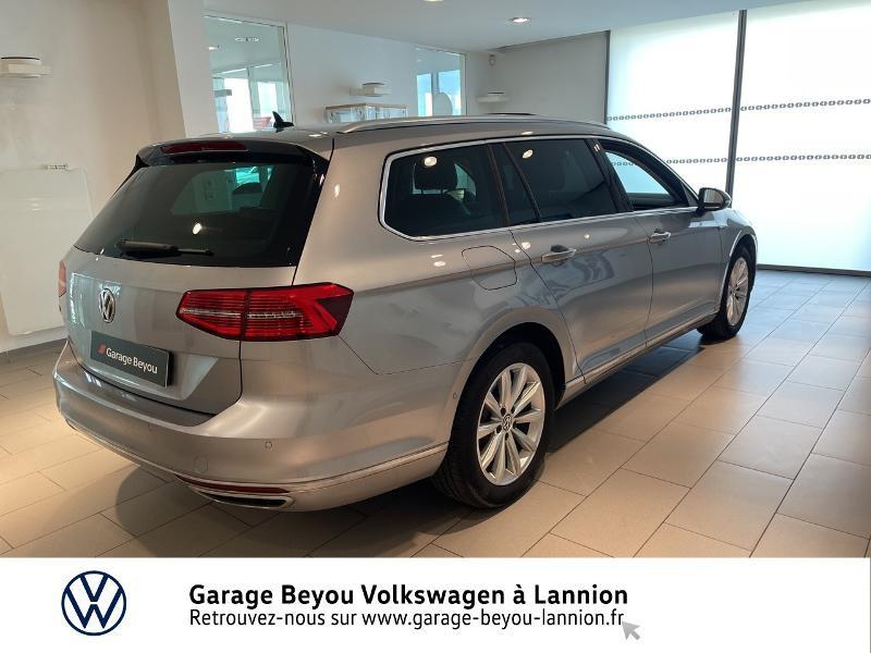 Photo 5 de l'offre de VOLKSWAGEN Passat SW 1.4 TSI 218ch GTE DSG6 à 26990€ chez Garage Beyou - Volkswagen Lannion