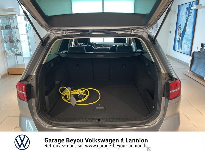 Photo 8 de l'offre de VOLKSWAGEN Passat SW 1.4 TSI 218ch GTE DSG6 à 26990€ chez Garage Beyou - Volkswagen Lannion