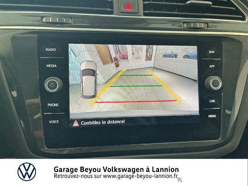 Photo 12 de l'offre de VOLKSWAGEN Tiguan 2.0 TDI 150ch Carat DSG7 à 28790€ chez Garage Beyou - Volkswagen Lannion